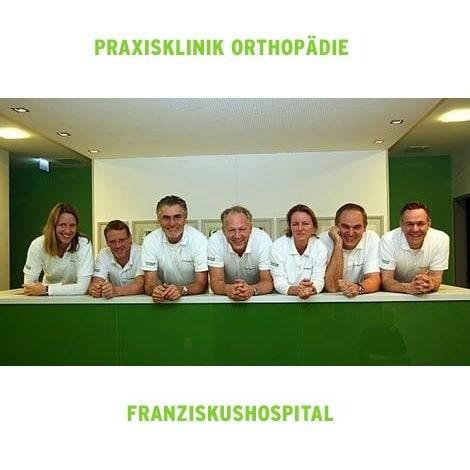 Profilbild Praxisklinik Orthopädie Franziskushospital
